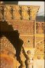 Beit El Synagogue in Marrakesh Torah ark (detail) – הספרייה הלאומית