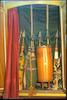 Negidim Synagogue in Marrakesh Torah ark (open) – הספרייה הלאומית