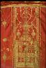 Samaritan Torah Ark Curtain – הספרייה הלאומית