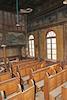 Great Synagogue in Gura Humorului - Interior Interior – הספרייה הלאומית