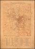 Nähere Umgebung von Jerusalem;Entworfen von Baurat C. Schick in Jerusalem ; Gez. v. Baurat C. Schick 1894/95 ; Red. ergänzt v. Lic. Dr. Benzinger 1905.