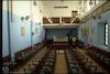 El-Zama Synagogue (Talmud Torah) in Fes Interior view – הספרייה הלאומית