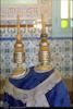 Torah scroll staves – הספרייה הלאומית