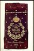 Torah Mantle donated by Mirka (Mikhel) and Dragice (Lea) Breyer – הספרייה הלאומית