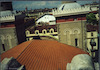 Great Synagogue (Tempio Grande) in Turin Exterior, Roof, Towers of the southern side, view from NW tower – הספרייה הלאומית