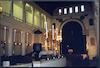 Synagogue in Bayonne (St. Esprit) - Interior Interior – הספרייה הלאומית