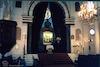 Synagogue in Bayonne (St. Esprit) - Interior – הספרייה הלאומית