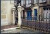 Sephardi Synagogue in Bordeaux Fence – הספרייה הלאומית