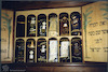 Sephardi Synagogue in Bordeaux Torah ark – הספרייה הלאומית