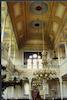 Great Temple in Oradea (Nagyvárad, Grosswardein) Interior view towards west – הספרייה הלאומית