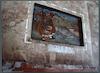 Great Synagogue in Oshmiany - Prayer hall - Zodiac Signs Northern wall, western corner – הספרייה הלאומית