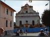 Exterior of the Great Synagogue in Slonim - photos 2007 Eastern facade – הספרייה הלאומית