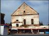 Exterior of the Great Synagogue in Slonim - photos 2007 Western facade – הספרייה הלאומית