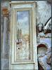 Great Synagogue in Slonim - Eastern wall and Torah ark Northern pilaster – הספרייה הלאומית