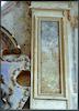 Great Synagogue in Slonim - Eastern wall and Torah ark Southern pilaster – הספרייה הלאומית