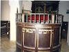 Rabbi Amram ben Diwan Synagogue in Ouezzane Reader's desk – הספרייה הלאומית