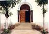 Beit El (Algerian) Synagogue in Casablanca Exterior – הספרייה הלאומית