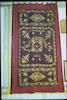 Torah ark curtain, Turkey, 1936 – הספרייה הלאומית