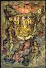 Chwoles, Hanukah candelabrum – הספרייה הלאומית