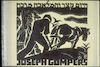 Ex libris of Joseph Gompers – הספרייה הלאומית
