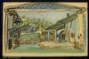 "Akselrod, Stage design for ""Tevye the Dairyman"" by Sholem-Aleikhem – הספרייה הלאומית"