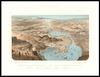 Vue du Canal de l'Isthme de Suez;Dessiné et Lithog. par Deroy – הספרייה הלאומית