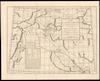 Carte du Paradis Terrestre du Mont Ararat et de la ville de Babel;Suivant le sentiment de differens auteurs cités dans cet ouvrage.
