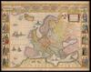Europa recens descripta;à Guillielmo Blaeuw – הספרייה הלאומית
