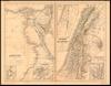 Phoenice et Palaestina;Auctore H.Kiepert – הספרייה הלאומית