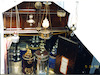Holy Community of Ioannina (Kehila Kedosha Janina) in New York Torah ark – הספרייה הלאומית