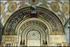 Great Synagogue in Bucharest Interior – הספרייה הלאומית