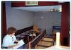 Yeshua Lalum Synagogue in Beer Sheva Interior – הספרייה הלאומית