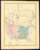 Carte de la Perse, du Caboul, du Béloutchistan, et du Turkestan;dresée par P. Bineteau, Gravé par Schreiber – הספרייה הלאומית