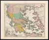 Græciæ Novæ Tabula;excudit Chr. Weiglius. ; M. K.