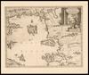 Archipel Septentrional ou Mer Egée;avec toutes ses Iles /;Pierre vander Aa.