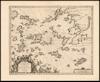 L'Archipel Meridional ou les Iles Cyclades;Pierre vander Aa.