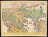 Græciæ Pars Septentrionalis;Auctore Guillelmo Del'isle – הספרייה הלאומית