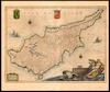 Cyprus Insula;[Blaeu John] – הספרייה הלאומית