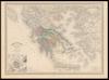 Grèce Moderne;dressée par A. H. Dufour ; Gravée par Ch. Dyonnet ; la lettre gravée par Delêtre – הספרייה הלאומית