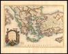 Carte de la Grece ou Turquie d'Europe;par Guil. Delisle ; Reveu et Augmentée par Dezauche – הספרייה הלאומית