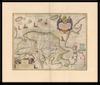 Groninga Dominium;Auctore Bartholdo Wicheringe – הספרייה הלאומית