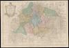 Regni Hungariæ in suos Circulos et Comitatus divisi Tabula nova;Samuele Krieger ; Antonii Loewii ; Iacob Adam sculp – הספרייה הלאומית