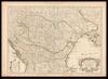 Carte de la Hongrie et des pays qui en dependoient autrefois;par Guillaume de l'Isle ; Gravé par Liebaux le fils – הספרייה הלאומית