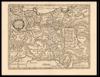 Suevia quae cis coda num fuit sinum Antiqua descriptio;Auctore Phil. Cluverio – הספרייה הלאומית