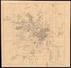 Plan of Jerusalem and Environs;by E. F. Beaumont.