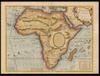 L'Afrique selon les relations les plus nouvelles;dressée... par le P.Coronelli. H.van Loon sculp – הספרייה הלאומית