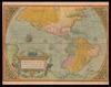 Americae Sive Novi Orbis, Nova Descriptio – הספרייה הלאומית