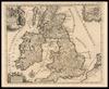 Veteris et Nova Britanniae Descriptio – הספרייה הלאומית