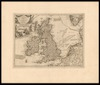 Les Isles Britanniques;Suivant les Nouvelles Observations de Messrs. de l'Academie Royale des Sciences, etc /;Augmentées de Nouveau – הספרייה הלאומית