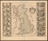 BRITANNIA prout divisa fuit temporibus ANGLO-SAXONUM, praesertim durante illorum HEPTARCHIA